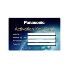 Panasonic KX-VCS351W WEB Ключ активации