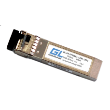 GIGALINK GL-OT-ST12LC1-1270-1330 Модуль SFP+, WDM, 10Гбит/с, SM, LC, Tx:1270/Rx:1330 нм, DDM, 20 км