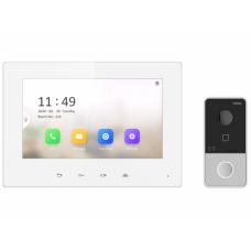HiWatch DS-D100IKF Комплект IP видеодомофона