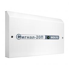Болид Сигнал-20П исп 01 прибор приемно-контрольный охранно-пожарный