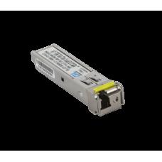 GIGALINK GL-OT-SG06LC1-1550-1310-B Модуль SFP, WDM, 1,25Gb/s SM, LC, Tx:1550/Rx:1310 нм, 3 км