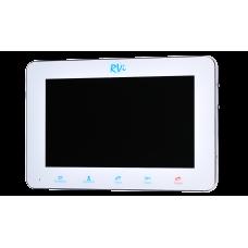 RVi-VD7-11M (white) Видеодомофон