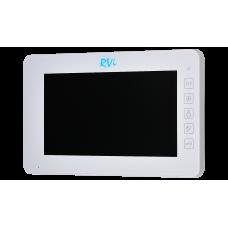 RVi-VD7-21M (white) Видеодомофон