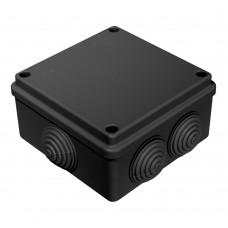 Промрукав 40-0300-9005 Коробка распр. черная 100х100х50