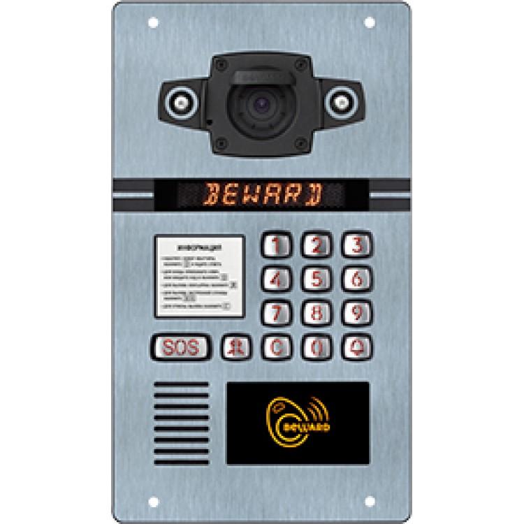 BEWARD DKS15133 IP видеопанель многоабонентская