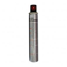 toua-fcr Газовый баллон Toua с красным клапаном. Длина 165 мм