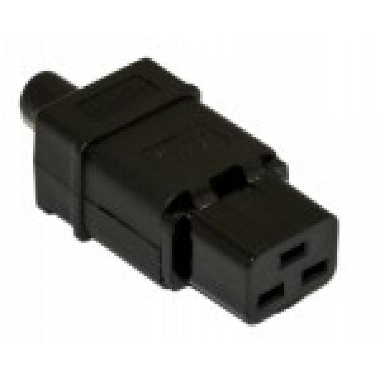 Hyperline CON-IEC320C19 Разъем на кабель