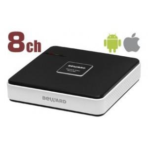 BEWARD BK0108S IP видеорегистратор