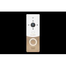 Slinex ML-20CR (золото+белый) AHD/CVBS вызывная видеопанель